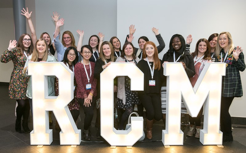 RCM conference group image