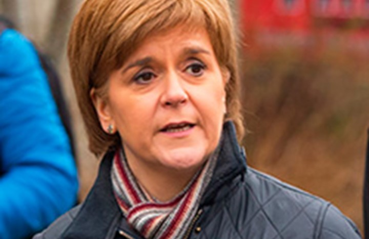 Nicola-Sturgeon Photo