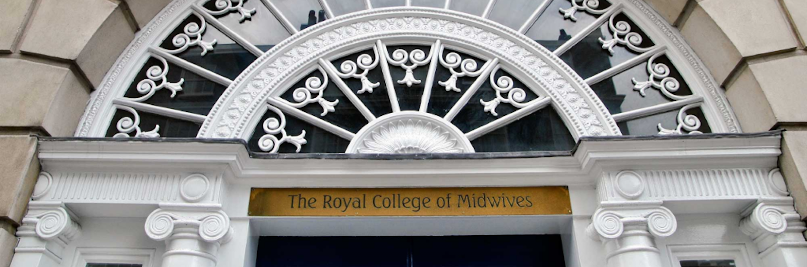 RCM London Headquarters front door