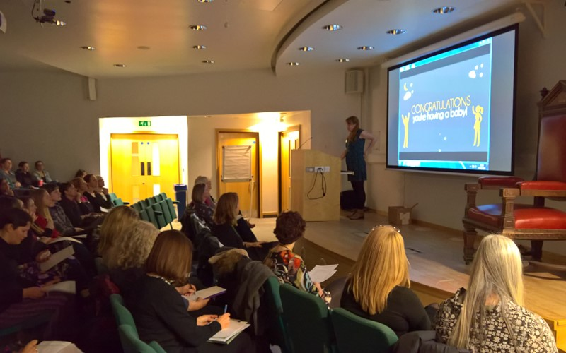 Successful Perinatal Mental Health Conference held by RCM Haywards Heath and Brighton Branch