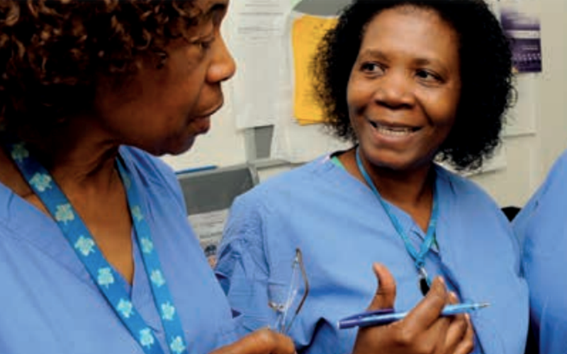 RCM says it is time to stop discrimination of BAME NHS staff in its tracks