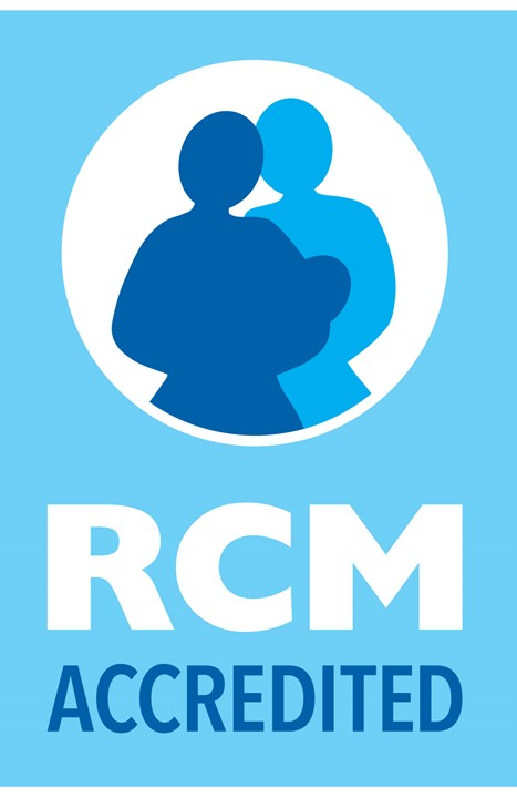 RCM Accredited Graphic