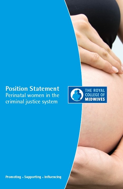 Imprisonment should not compromise maternity care for women says RCM