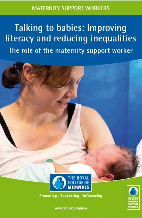 RCM launches publication to support mothers to talk to their baby